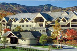 killington ski resort ski in and out hotel